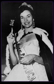 Lee Meriwether, Miss America 1955